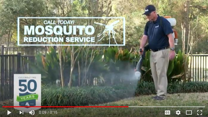 Backyard Mosquito Control | Houston Mosquito Control Experts