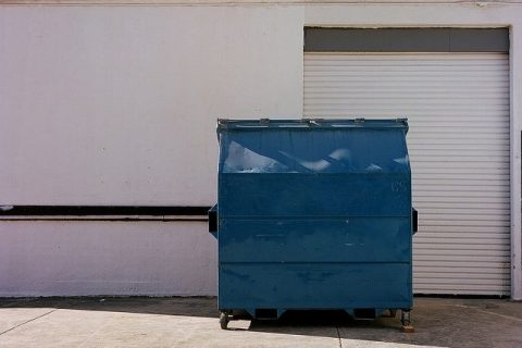 DUMPSTER ETIQUETTE: KEEP HOUSTON PESTS ON THEIR BEST BEHAVIOR